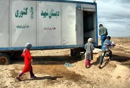 تمامی مدارس کانکسی خوزستان تا پایان سال برچیده می شود