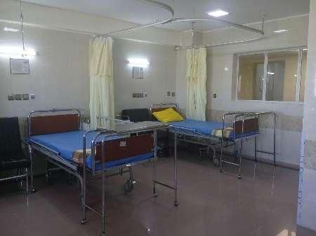 بخش های جراحی بیمارستان شهید مطهری فولادشهر افتتاح شد