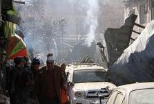 در انفجار انتحاری در کابل 26 نفر جان خود را از دست دادند/داعش مسئولیت را به عهده گرفت