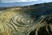 میزان استخراج معادن فعال میاندوآب به ۶۷۶ تن رسید