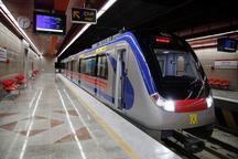 شرکت مترو تهران: ایستگاه 15 خرداد ظهر عاشورا پذیرش مسافر ندارد