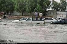 211 میلیمتر باران در روستای گزدراز دشتی بوشهر ثبت شد