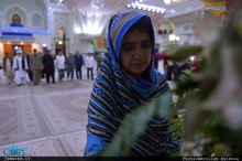 ادای احترام رئیس مجلس ایالت بلوچستان پاکستان به مقام شامخ امام خمینی(س)