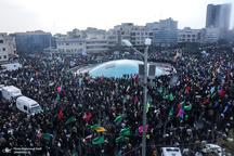 اجتماع مردم تهران در حمایت از امنیت و اقتدار کشور-2