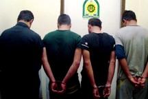 چهار تن از عوامل حمله به کامیون داران نهاوند بازداشت شدند