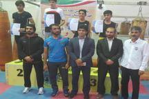 رقابت های ووشو قهرمانی سیستان و بلوچستان در زاهدان برگزار شد