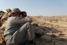 سرشماری پاییزه حیات وحش در منطقه کرایی شوشتر انجام شد