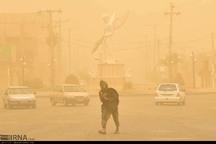 غلظت ذرات معلق در هوای سیستان به 37 برابر حد مجاز رسید