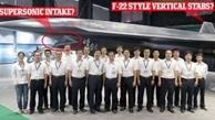 چینی ها جت جنگنده مافوق صوت می سازند