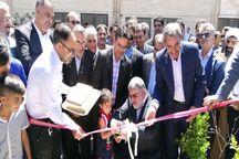 ۶ پروژه شهرداری بیرجند در چهارمین روز هفته دولت افتتاح شد