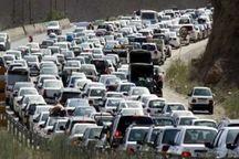 ورود افزون بر یکمیلیون دستگاه خودرو به گیلان در نخستین ماه تابستان