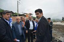 نماینده معاون اول رییس جمهوری از مناطق سیلزده مازندران بازدید کرد