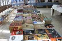 نمایشگاه کتاب در دادگستری جیرفت گشایش یافت