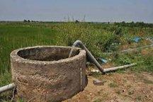 20 حلقه چاه آب غیر مجاز در کامیاران مسدود شد