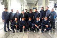 تبریک استاندار قزوین بابت قهرمانی تیم کاراته استان در مسابقات آسیای میانه