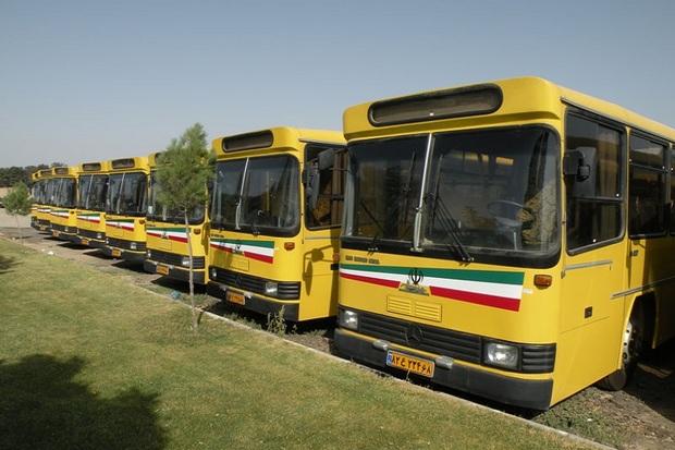 10دستگاه اتوبوس به ناوگان حمل و نقل عمومی یاسوج افزوده شد