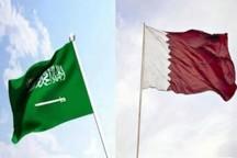 برخلاف سنت اعراب قطری ها بینی پادشاه عربستان را نبوسیدند