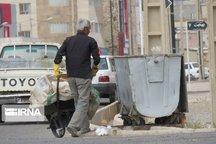 مدیریت پدیده زبالهگردی نیازمند همراه کردن جامعه است