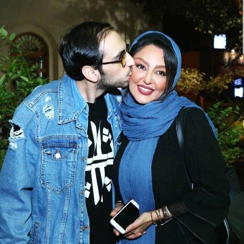 شقایق فراهانی و پسرش+ عکس