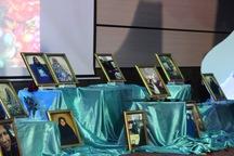 یادواره لشکر فرشتگان در یزد برگزار شد