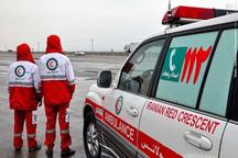 امدادگران گیلان جوان گمشده را در ارتفاعات تالش پیدا کردند
