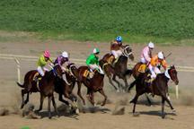 هفته سی و سوم مسابقات اسبدوانی گنبدکاووس برگزار شد