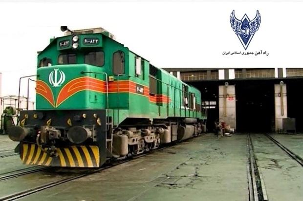 مسافران سیلزده در شیراز رایگان با قطار به مشهد بازگشتند