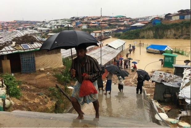 سازمان ملل خواستار بازگشت سریع مسلمانان میانمار به کشورشان شد