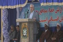 ایران اسلامی از تجمیع دشمنان هراسی ندارد