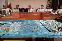 دستگیری سارقان 22 میلیارد ریال طلا و جواهر در شیراز