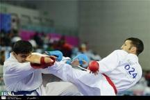 کاراته کاهای کرمانشاهی عازم مسابقات دانشجویان جهان می شوند