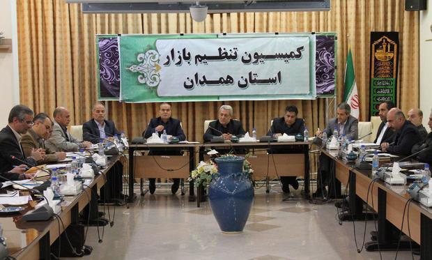 استاندار همدان بر رفع مشکل چغندرکاران استان تاکید کرد