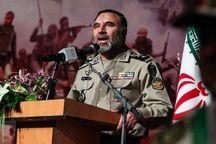 فرمانده نیروی زمینی ارتش: وحدت میان ارتش و سپاه به گونهای است که دشمن هوس اختلاف افکنی نمیکند