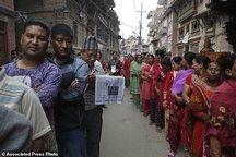 نپالیها پس از ۲۰ سال پای صندوقهای رای رفتند
