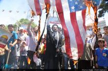 راهپیمایی باشکوه روز جهانی قدس در قم