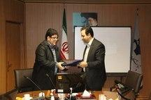 امضای تفاهم نامه همکاری پژوهشگاه مواد و انرژی و جهاد دانشگاهی یزد