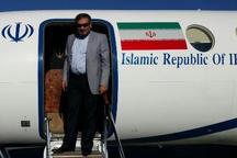 شمخانی تهران را به مقصد مسکو ترک کرد