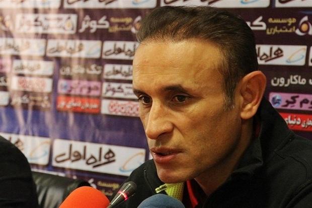 گل محمدی: با همدلی بازیکنان به مصاف تیم سپید رود می رویم