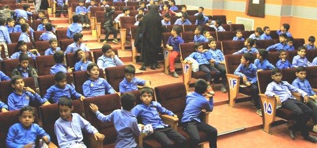 فیلم های کودک جشنواره فجر در بندرعباس نمایش داده شد