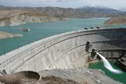 آخرین وضعیت سدهای استان فارس  70 درصد حجم سد درودزن آبگیری شده است  تاثیر مستقیم بارندگیهای اخیر بر ورودی سدهای استان
