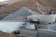 افتتاح سد چراغ ویس و طرح آبرسانی به شهرستان سقز