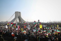 مراسم راهپیمایی یوم الله 22 بهمن تا ساعتی دیگر آغاز می شود