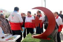 از دست دادن وقت طلایی جمعیت هلال احمر در حادثه سیل حضور هلال احمر فارس در خوزستان