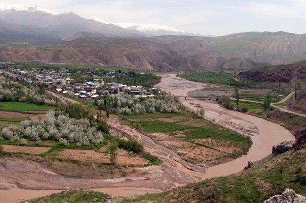 بارش ها، آب 18هزار هکتار زمین پایاب سدهای استان را تامین کرد