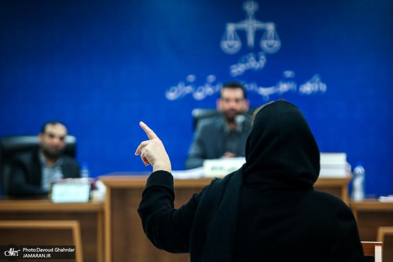 جلسه سوم دادگاه گروه حسین هدایتی
