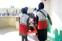 برگزاری مانور زلزله در ۱۵۰ کانون دانش آموزی  کردستان