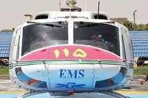 استقرار اورژانس هوایی مطالبه استان مرکزی در سفر قریب الوقوع وزیر بهداشت
