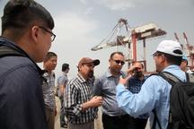 حمل تجهیزات مورد نیاز طرح توسعه پالایشگاه آبادان از طریق بندر امام خمینی