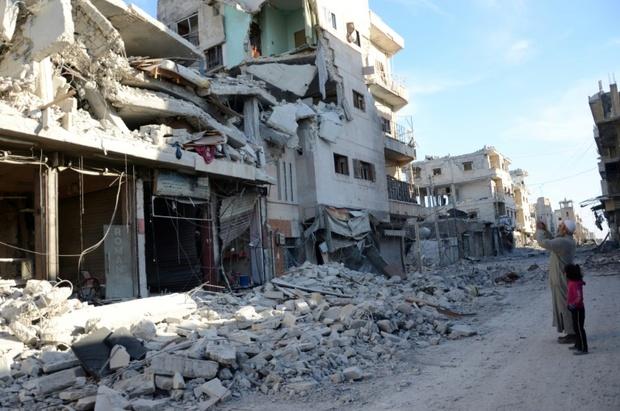 توافق دو گروه تروریستی جبهه النصره و احرار الشام برای عقب نشینی از باب الهوی