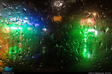 هوای تهران بارانی می شود